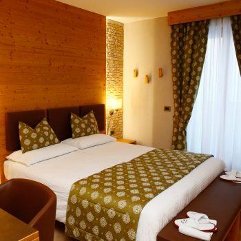 Camera doppia hotel Diana 22mq